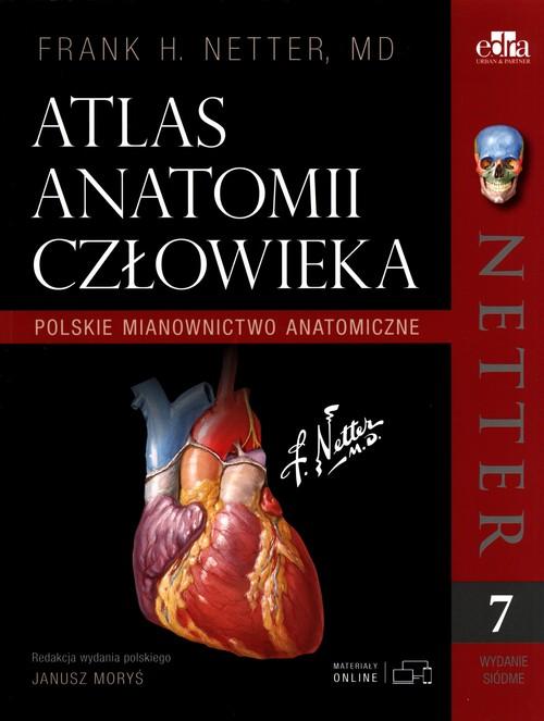 Netter Atlas anatomii człowieka Cover
