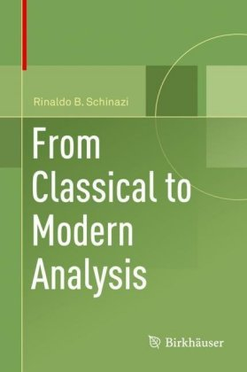 From Classical to Modern Analysis