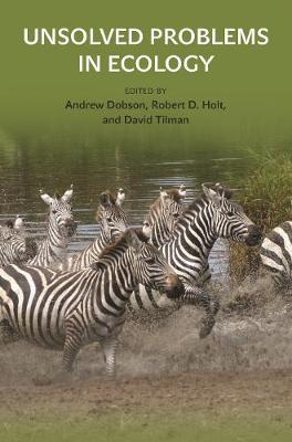 Unsolved Problems in Ecology Cover