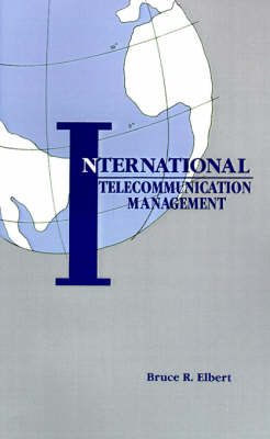 an introdution to the work of a telecoms manager Biodiversity utilisation and management the digital divide characterized by highly unequal access to and use of ict and manifests itself both at the international and domestic levels needs to be.