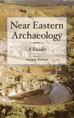 Near Eastern Archaeology: A Reader Cover