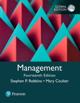 Management, Global Edition Cover