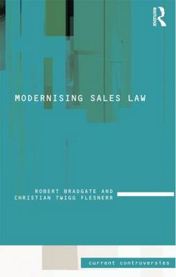 Modernising Sales Law Cover