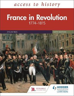 Access to History: France in Revolution.. Cover