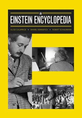 An Einstein Encyclopedia Cover