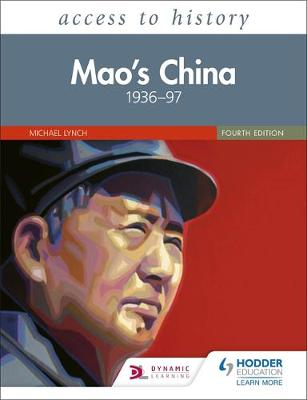 Access to History: Mao's China 1936-97.. Cover