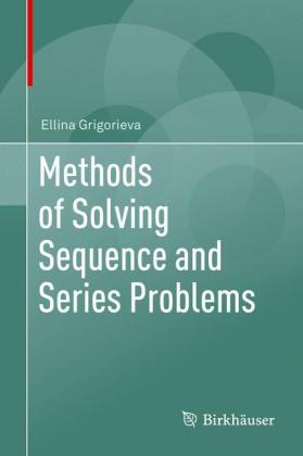 Methods of Solving Sequence and Series Problems