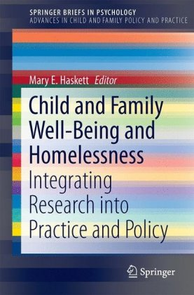 Child and Family Well-Being and.. Cover
