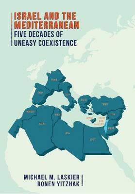 Israel & the Mediterranean: Five Decades.. Cover