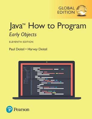 Pearson abe ips java how to program early objects book with access code global edition fandeluxe Gallery