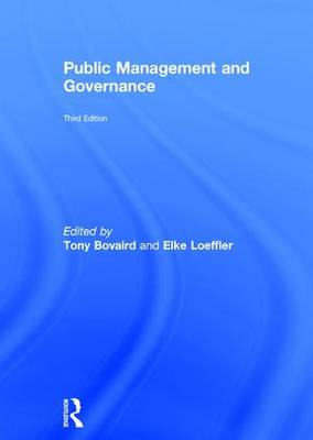 Public Management and Governance Cover