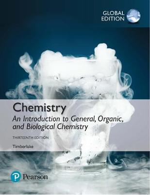 Chemistry: An Introduction to General,.. Cover