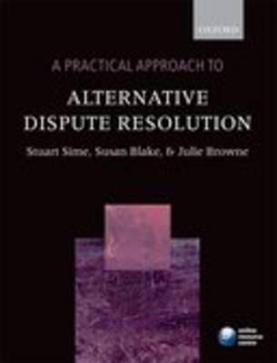 Practical Approach to Alternative.. Cover