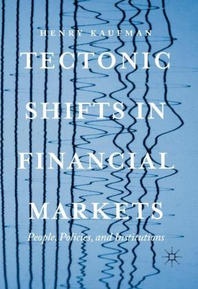 Tectonic Shifts in Financial Markets:.. Cover