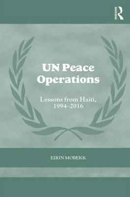Peace Operations: Lessons from Haiti,.. Cover