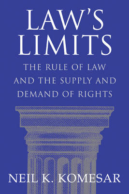 Law's Limits: Rule of Law and the Supply and Demand of Rights
