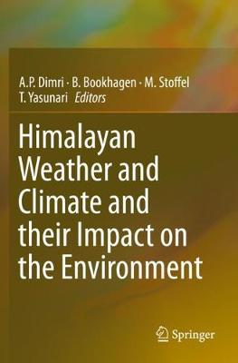 Himalayan Weather and Climate and their Impact on the Environment