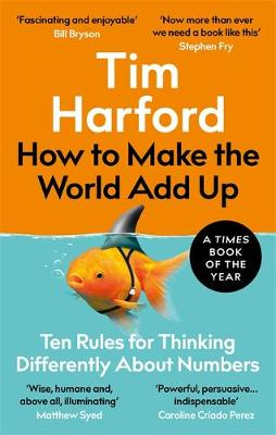 How to Make the World Add Up Cover