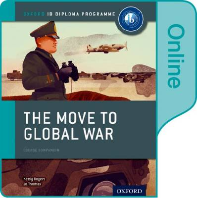 The Move to Global War: IB History.. Cover