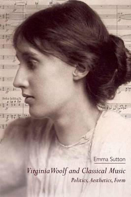 Virginia Woolf and Classical Music:.. Cover