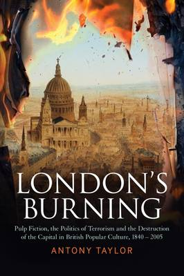 London's Burning: Terrorism and the.. Cover