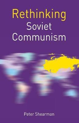 Rethinking Soviet Communism Cover