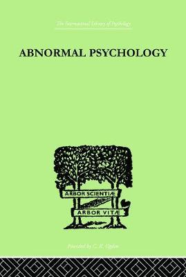 Abnormal Psychology Rieger Pdf