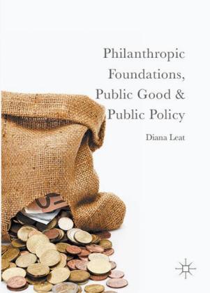 Philanthropic Foundations, Public Good.. Cover