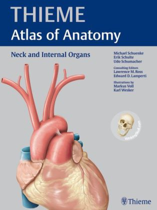 Neck and Internal Organs: With Scratch.. Cover