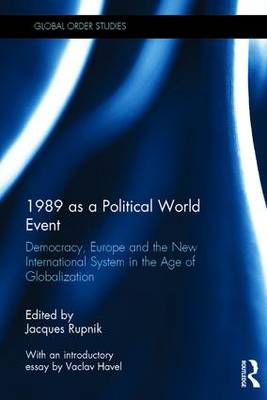 1989 as a Political World Event:.. Cover