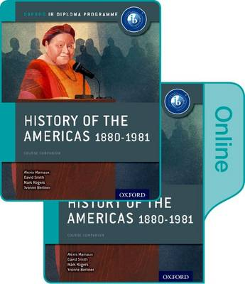 History of the Americas 1880-1981: IB.. Cover