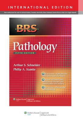BRS Pathology, 5/e International Edition