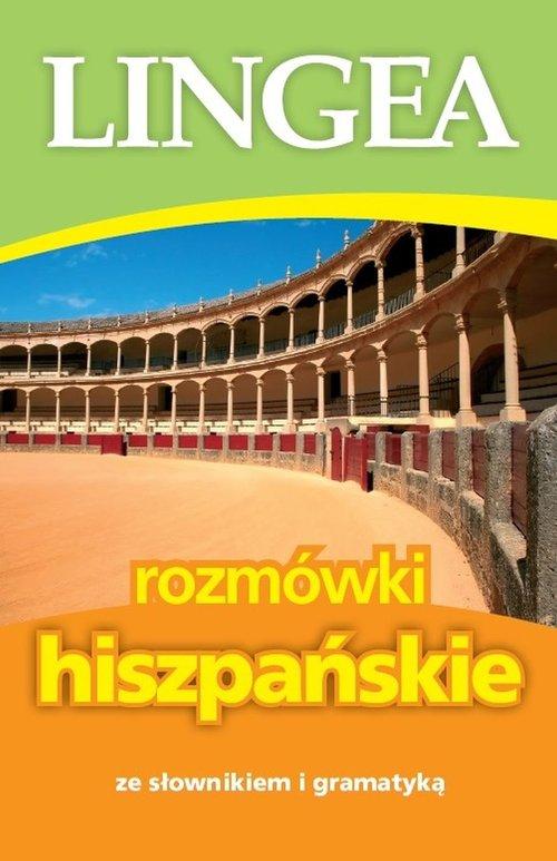 Rozmówki hiszpańskie Cover