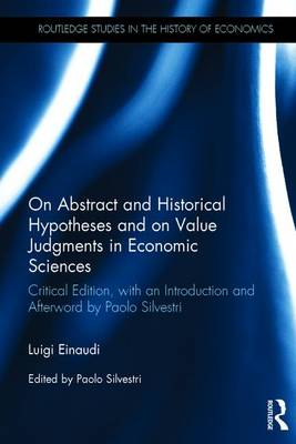 On Abstract and Historical Hypotheses.. Cover