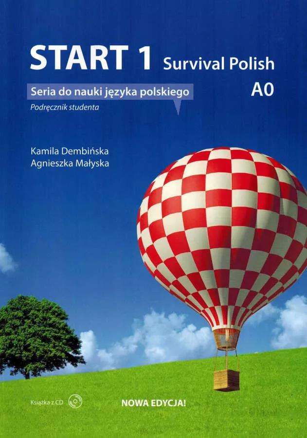 Start 1. Survival Polish. Podręcznik do.. Cover