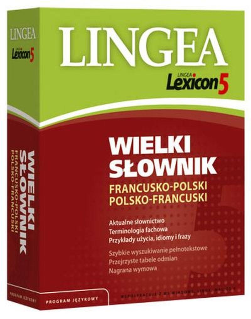Lexicon 5 Wielki słownik.. Cover