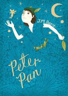 Peter Pan: V&A Collectors Edition Cover