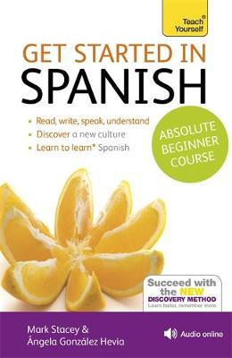 Teach Yourself Get Started in Beginner's Spanish