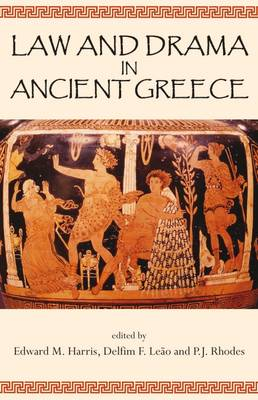 Law and Drama in Ancient Greece Cover