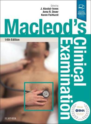 Macleod's Clinical Examination Cover
