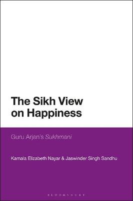 The Sikh View on Happiness: Guru Arjan's.. Cover