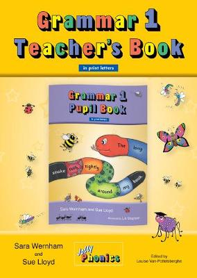 Grammar 1 Teacher's Book: In Print Letters (British English edition)