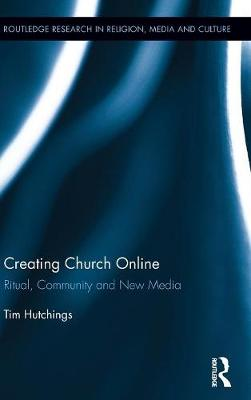 Creating Church Online: Ritual,.. Cover