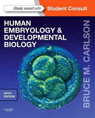 Human Embryology and Developmental Biology Cover