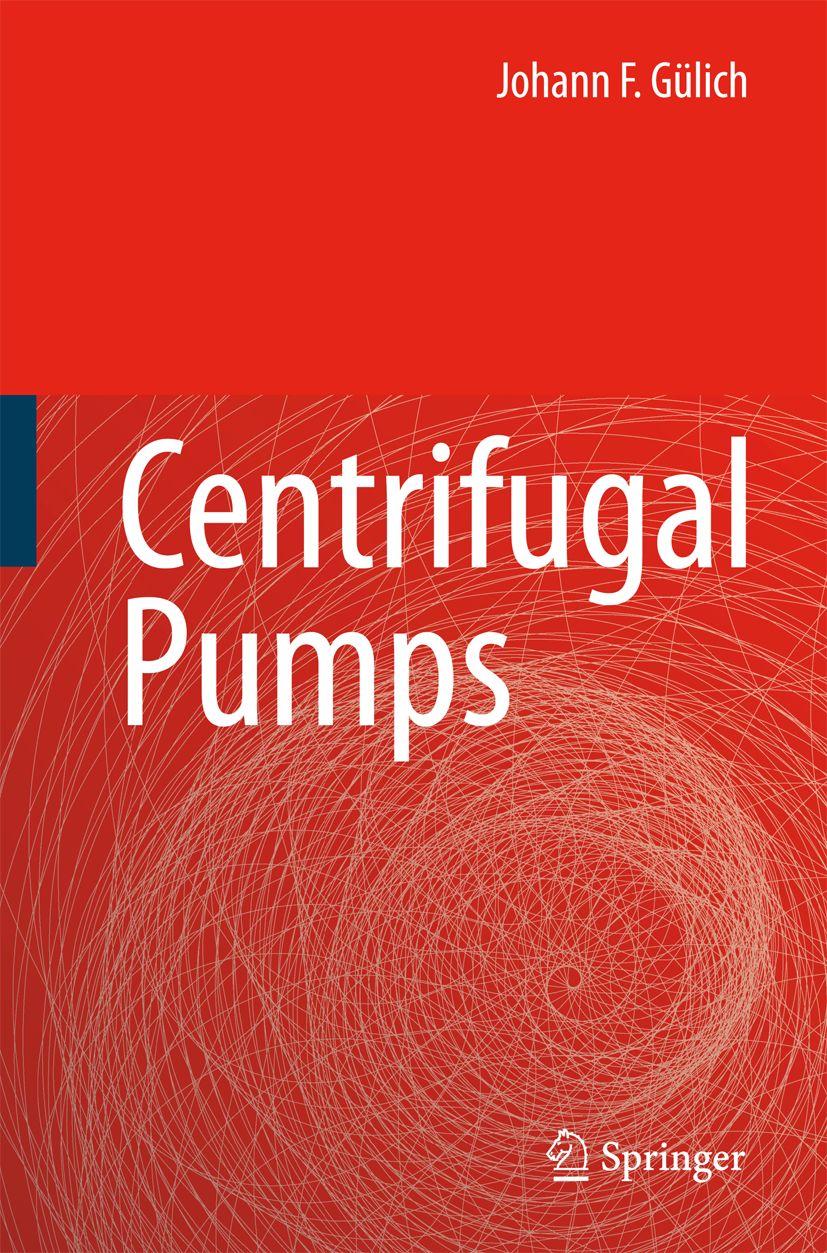 Centrifugal Pumps Johann Friedrich Gulich