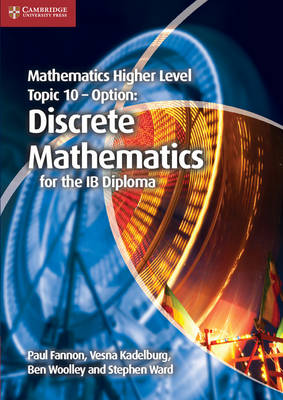 Mathematics Higher Level for the IB.. Cover