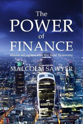 The Power of Finance Cover