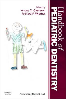 Handbook of Pediatric Dentistry Cover