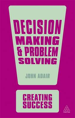 Decision Making and Problem Solving Cover