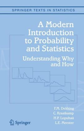 A Modern Introduction to Probability and Statistics: Understanding Why and How